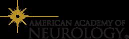 Logo for American Academy of Neurology