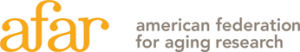 Logo for American Federation for Aging Research