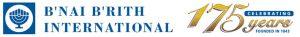 Logo for B'nai B'rith International