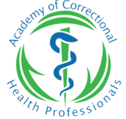 Logo for Academy of Correctional Health Professionals