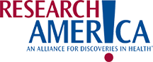Logo for Research!America