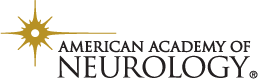 Logo for American Academy of Neurology