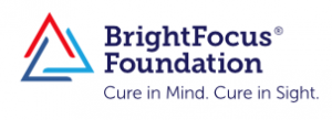 Logo for BrightFocus Foundation