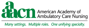 Logo for American Academy of Ambulatory Care Nursing